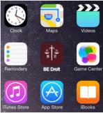 Résultat iOS