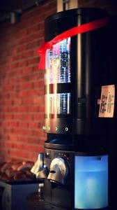 La machine Nespresso du BE