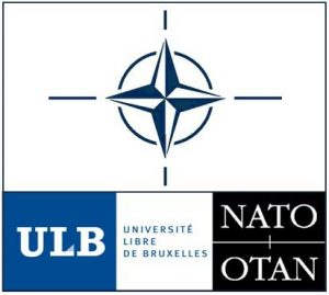 logo NATO délégation ULB