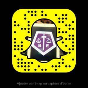 Code QR Snapchat
